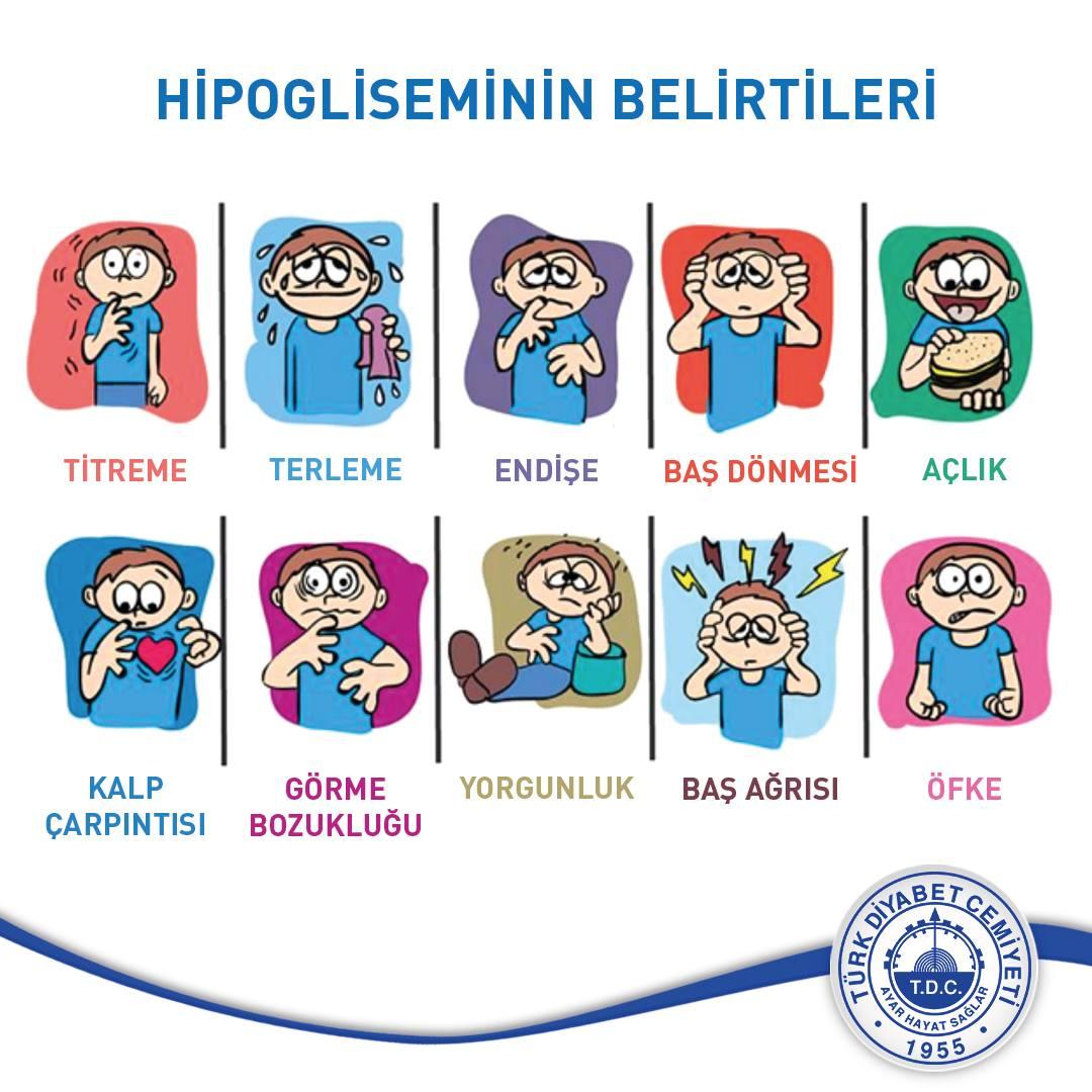 Hipoglisemi Hastaları İçin Tavsiyeler