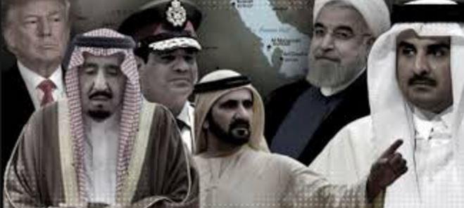 Katar Krizi Diplomasisi