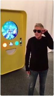 Ellen Degeneres Video