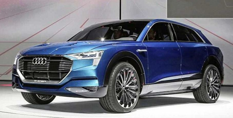 Yakında Çıkacak Olan Elektrikli Araçlar-Audi
