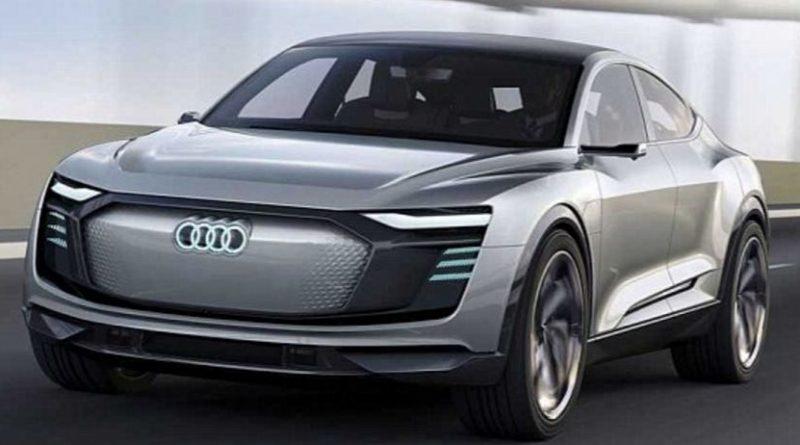 Yakında Çıkacak Olan Elektrikli Araçlar-Audi E-tron