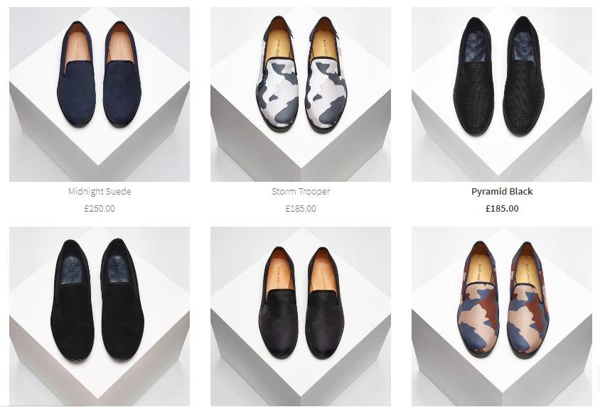 İngiliz Lüks Ayakkabı Firması Duke + Dexter