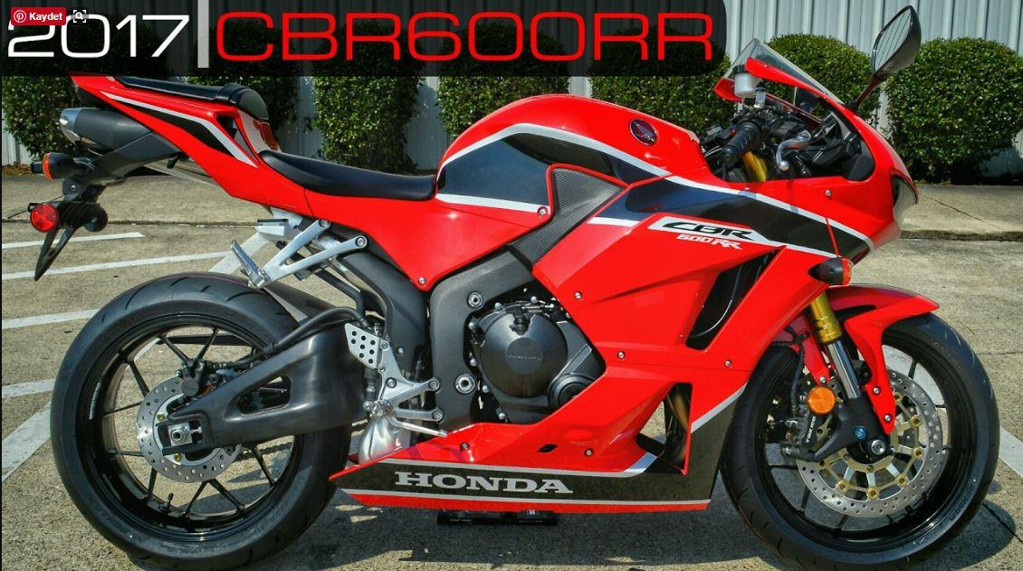 Honda CBR 600RR Motosiklet