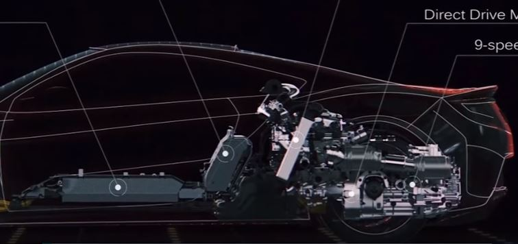 Honda Nsx Spor Araba Tanıtımı