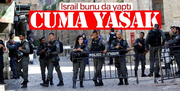 israil-cuma-yasak
