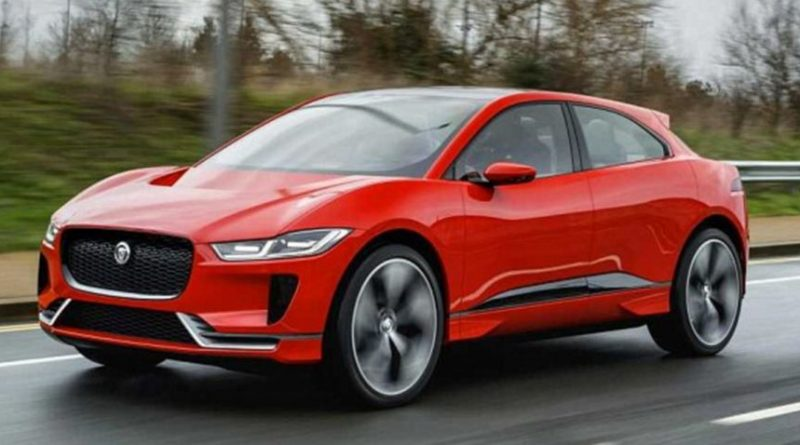 Yakında Çıkacak Olan Elektrikli Araçlar-Jaguar