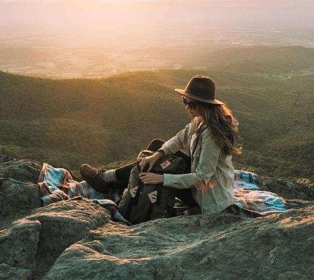 Fotoğrafçı ve Blogger Renee Hahnel'in Seyahatleri