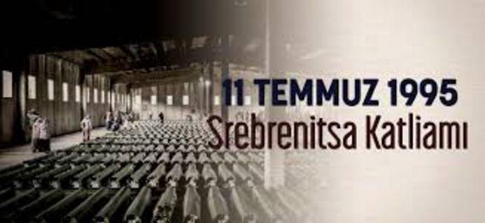 Srebrenitsa Soykırımının 22.Yılı 2017