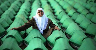 Srebrenitsa Soykırımının 22.Yılı