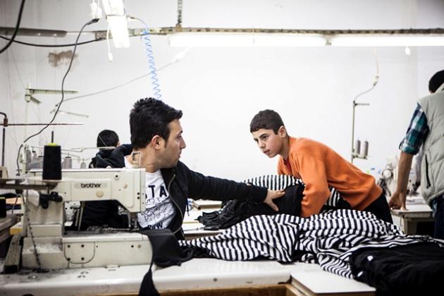 Suriyeli Mültecilerin İş Sorunu