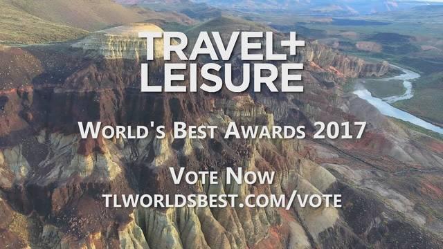 Dünyanın En İyi Adaları-Travel+Leisure