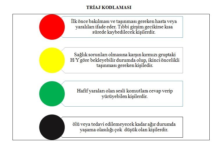 triaj-renkler