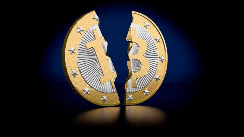 Bitcoin'de Bölünmenin Etkisi