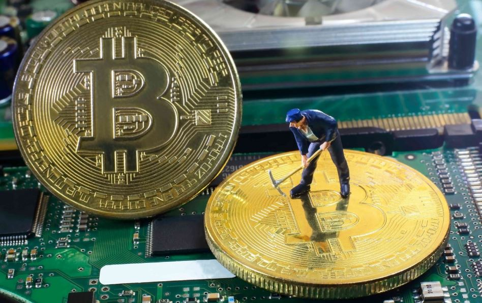 Bitcoin Sanal Para Madencilik