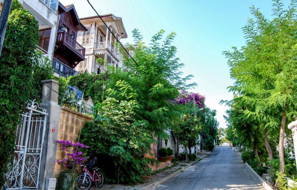 Burgazada Seyahati Blog