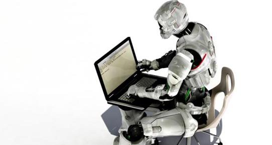 Yapay Zeka-Gazeteci Robot