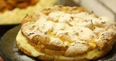 Karpatka Puf Pastası Polonya Pastası