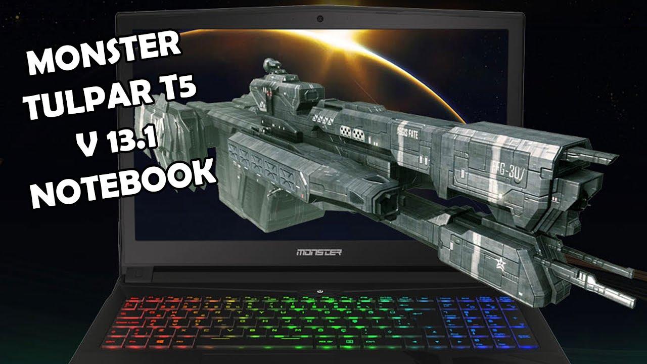 Monster Tulpar T5 V13.1 Dizüstü Bilgisayar