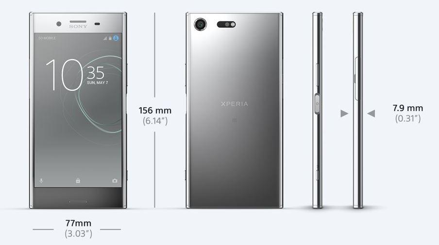 sony-xperia-xz-premium-boyut