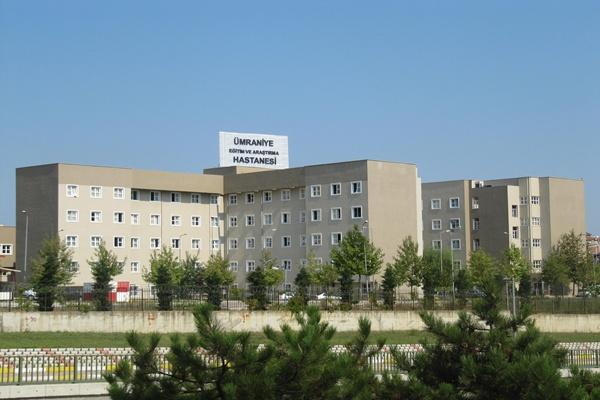 Ümraniye Eğitim ve Araştırma Hastanesi Nerede