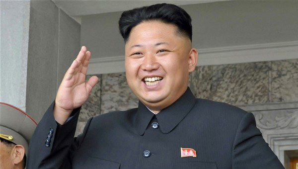 Kuzey Kore-Kim Jong