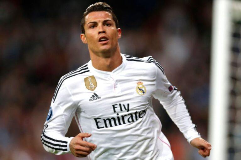 En Zengin Sporcular Listesi-Ronaldo