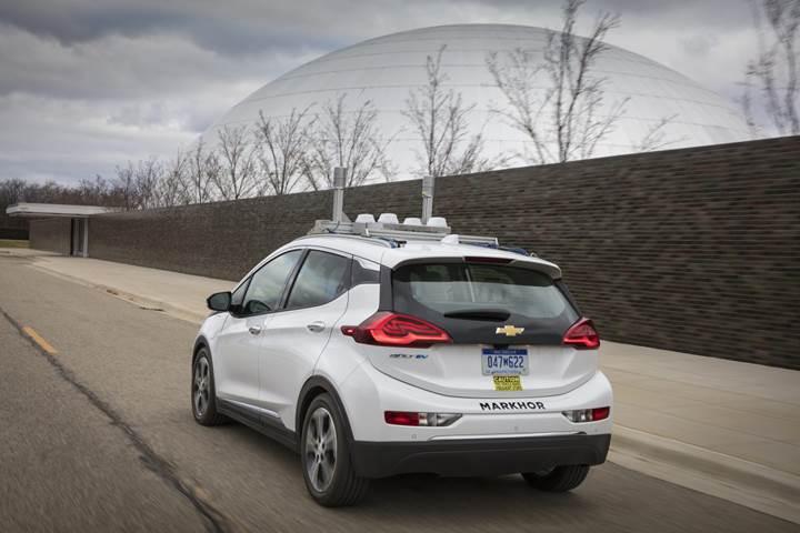 Otonom Sürüş Teknolojisi