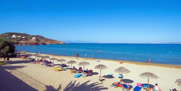 Karfas Plajı Turistik