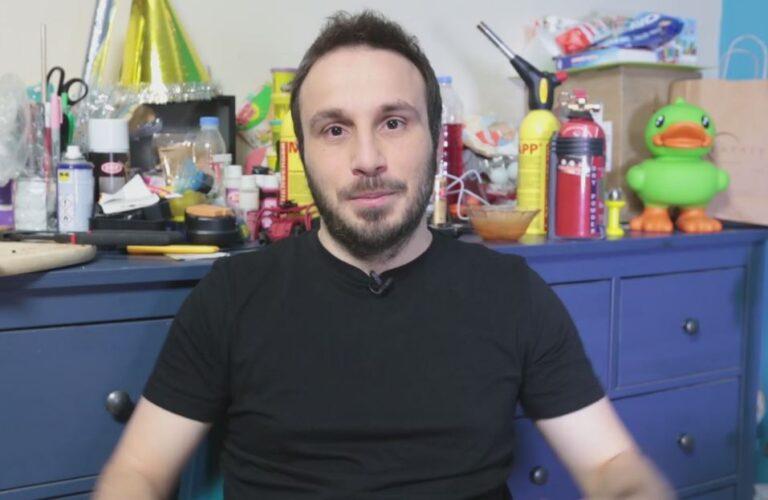 Uras Benlioğlu YouTuber