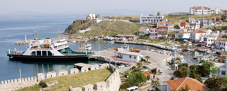 Bozcaada'nın Limanı