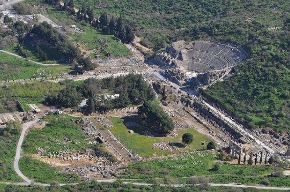Efes Antik Kenti Seyahat