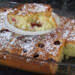 Frambuazlı Kek Yapımı