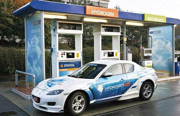 Geleceğin Alternatif Enerjileri-Hidrojen Enerjisi