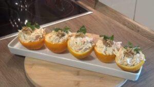 Kereviz Salatası Yapılışı