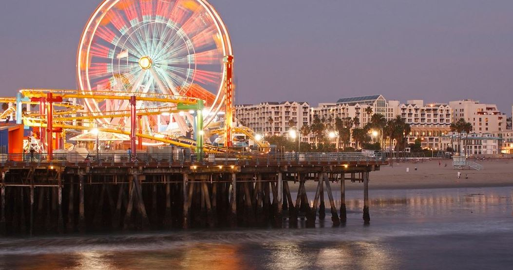 Santa Monica iskelesi