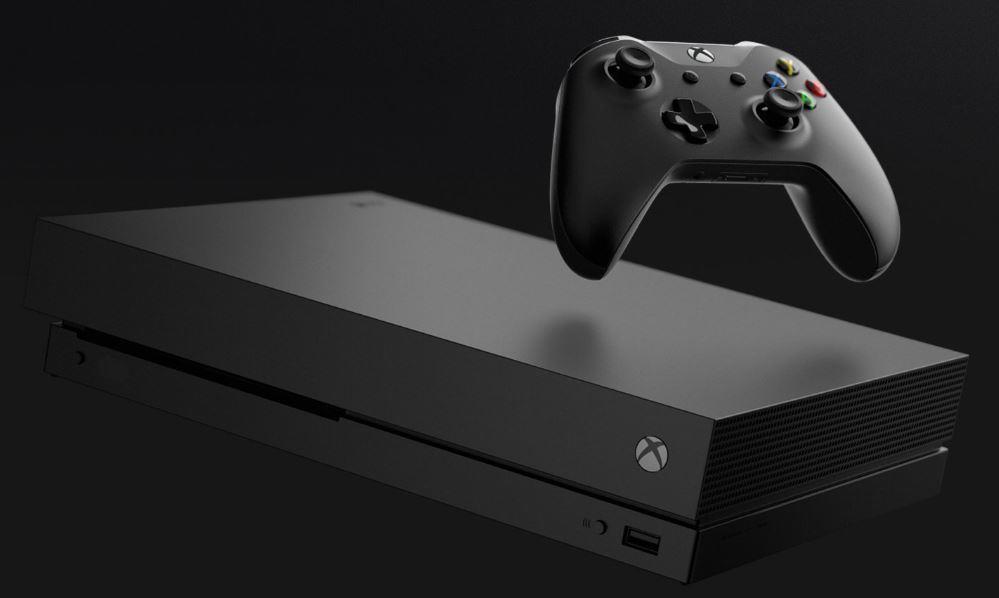 Microsoft Xbox One X Scorpio