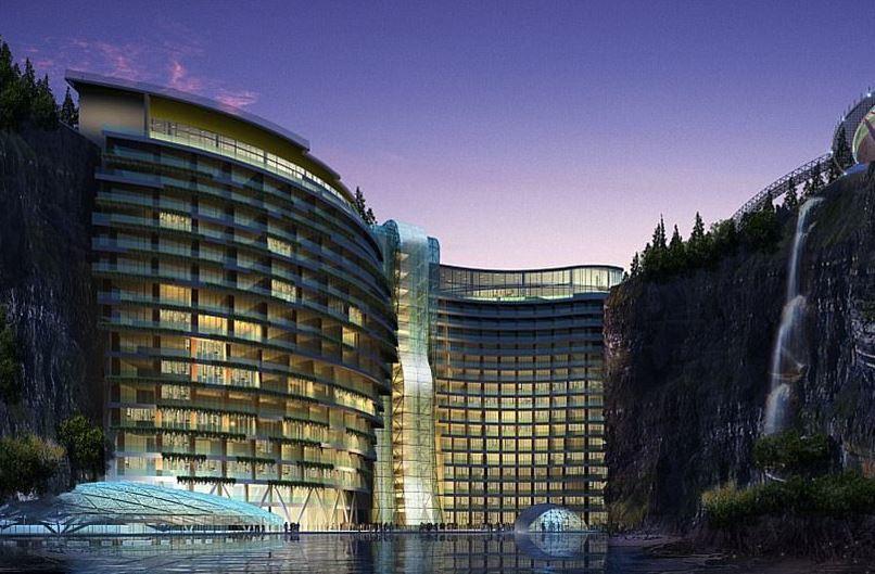 Shimao Hotel Çin