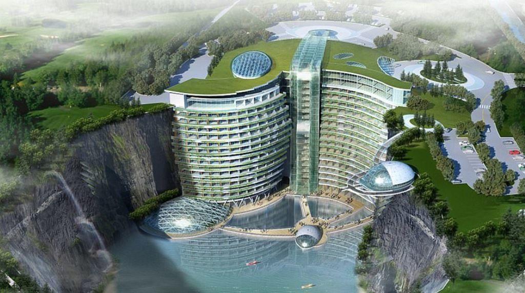 Shimao Hotel 2018 Yapımı