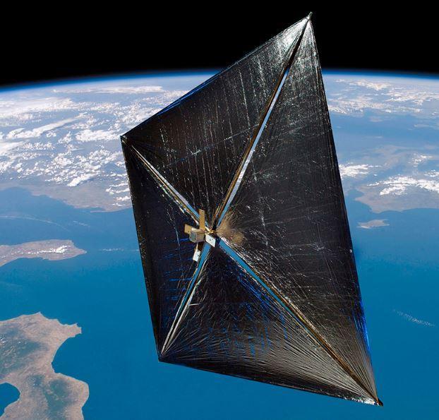 Geleceğin Alternatif Enerjileri-Uzay Yelkenlileri