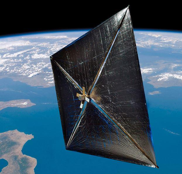 uzay-yelkenlileri