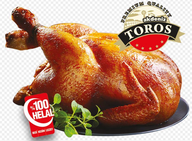 Akdeniz Toros Kalitesi Gezen Tavuk