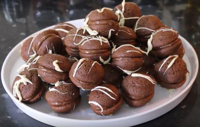 cikolatali-kurabiye