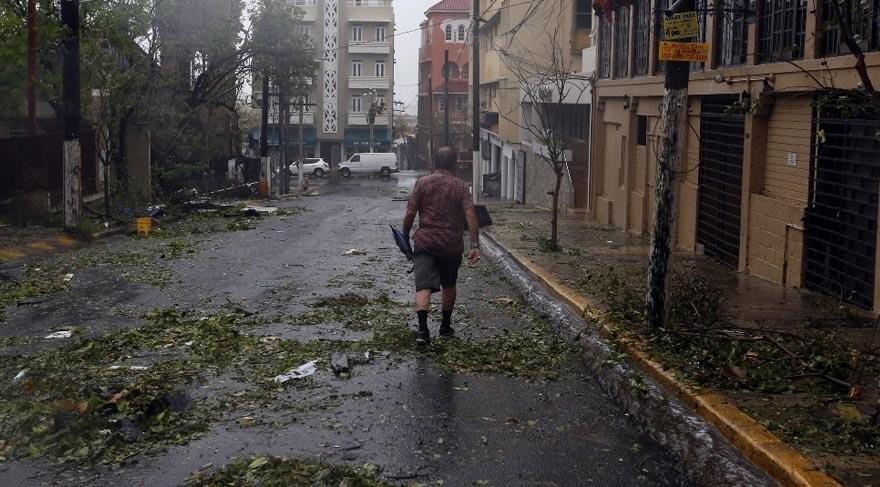 Paranın Kullanılmasında Porto Riko Kasırga