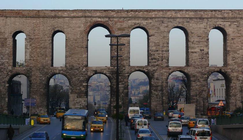 Su Kemeri, Yerebatan Sarnıcı, Hezarfen Ahmet Çelebi ve Yeniçeriler