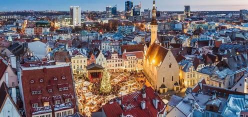 Tallinn Gezisi