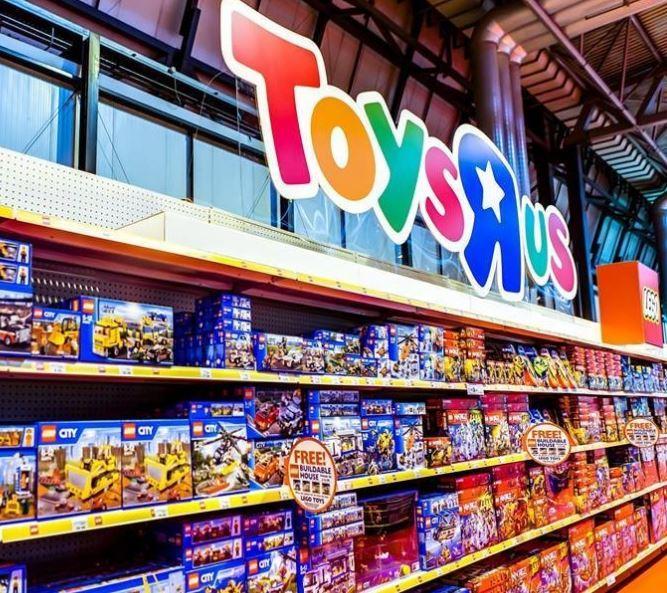 """Toys""""R""""Us Oyuncak Şirketi"""