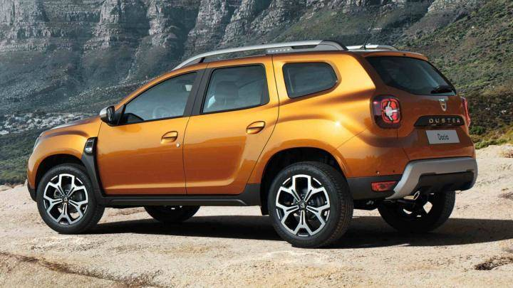 Dacia Duster 2018