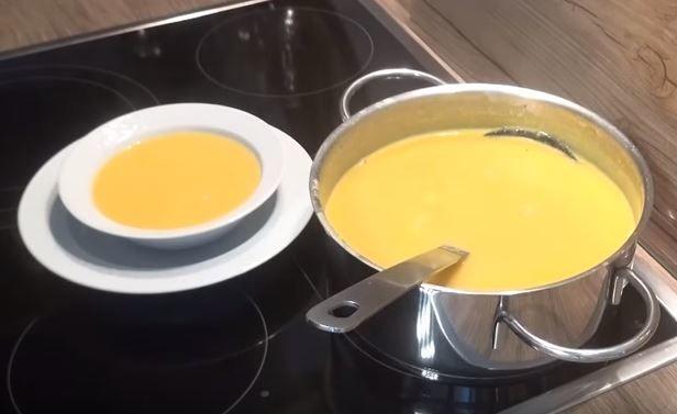 Havuç Çorbası Yapımı