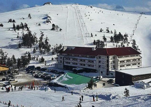 Kartalkaya Kayak Merkezi