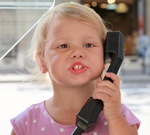 Bebeklerin 5 Yaşına Kadar Dil Gelişimi